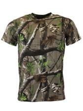 Camisetas de hombre de manga corta de algodón y poliéster talla XXL