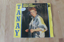 tanay - just one more night   45t