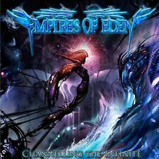 Empires of Eden – channeling the infinite-CD-NEUF emballage d'origine-melodic power metal