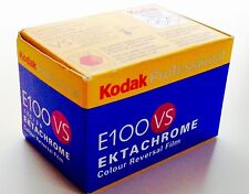 Kodak E100 vs 35mm Ektachrome diapositiva película caducada: Nueva En Caja-Lomo-Holga
