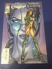 Witchblade Tomb Raider # 1 - F/VF - 1998
