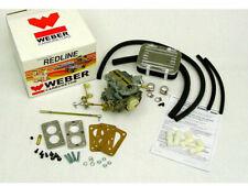 For 1981-1982 Isuzu Pickup Carburetor Kit Redline 85358FM 1.8L 4 Cyl Carburetor