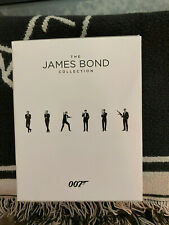 The James Bond Collection (Blu-ray Disc, 2015)