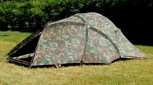 ECWT 4 Man 4 season military tent - Complete -