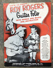 Vintage Roy Rogers Guitar Folio