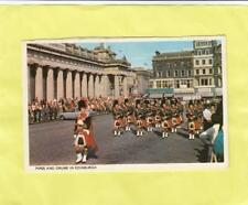 PIPES  and DRUMS   in    EDINBURGH  ,  LOTHIAN  ( A82  )