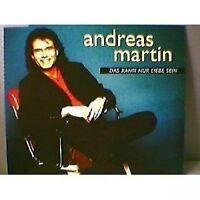 Andreas Martin Das kann nur Liebe sein (1995) [Maxi-CD]