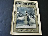 Good Literature Magazine January,1905-Great Illustrations, Articles and Ads.