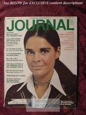 LADIES HOME JOURNAL October 1972 Oct 72 ALI MACGRAW GEORGE WALLACE PARTY IDEAS +