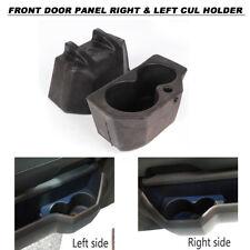 Front Driver Passenger Side Door Panel Cup Holder Fits Dodge Ram 1500 09-18 2pcs