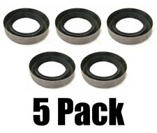 """(5) New GREASE SEALS Double Lip 1.719"""" x 2.565"""" 3500 lb Axle for National 473336"""