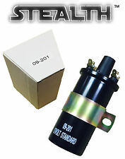 Stealth Black Ignition Coil, Replaces Lucas DLB101 Standard 12Volt Ignition