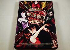 Moulin Rouge DVD 2-Disc Set Nicole Kidman, Ewan McGregor, John Leguizamo