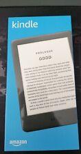 Amazon Kindle (10th Generation-2019) 8GB, Wi-Fi - Black - Built in Backlight