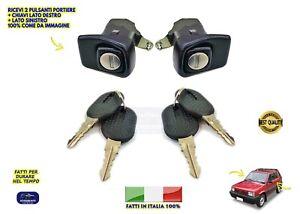 Serrature per Portiere Fiat Panda Young Maniglie Porta Sportelli da DX SX kit
