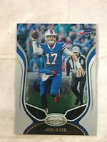 2019 Panini CERTIFIED Football JOSH ALLEN Buffalo Bills QB #4