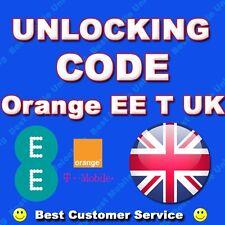 Nokia Lumia 920 925 928 930 950 1020 1050 520 código de desbloqueo/Naranja EE T-Mobile UK