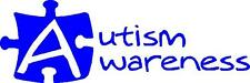 AUTISM Vinyl  DECAL / STICKERS  MANY COLORS   AUTISM AWARENESS Free US ship