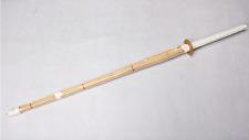 Shinai Bamboo Samurai Training Sword Bokuto Bushido Kendo Practice Equipment Pro