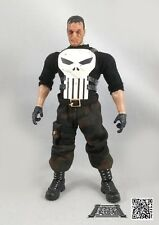 Camo Dark Green Army Pants  for Mezco Punisher Marvel Legends (No Figure)