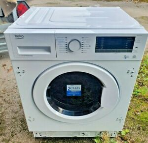 BEKO WDIX7523000 WHITE FULLY INTEGRATED WASHER DRYER 7kg + 5kg 1200rpm BRAND NEW