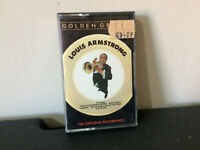 Louis Armstrong - The orginal Recordings - Tape Cassette