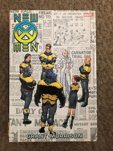 New X-Men Marvel Omnibus Morrison Frank Quitely 1st Print 3rd Edition 2016
