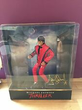 Michael Jackson  Thriller Edition Collectable Doll Brand New Sealed