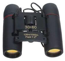 SAKURA 30x60 MINI COMPACT DAY & NIGHT VISION BINOCULARS High Resolution