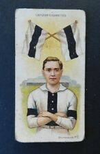 1905 Wills Capstan Cigarette Card Football Club Colours and Flags Brunswick F.C.