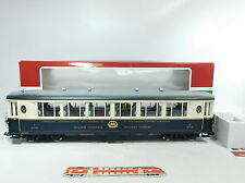 BB100-5# LGB Spur G 32658 Salonwagen Pullman; Metallachsen beleuchtet, NEUW+OVP