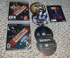 Capcom Essentials Lot Resident Evil 6 Devil May Cry 4 Playstation 3 PS3 Lot
