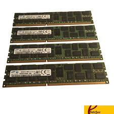 32GB (8GB x 4)  DDR3 1866 RDIMMs Memory For HP Compaq Workstation Z820