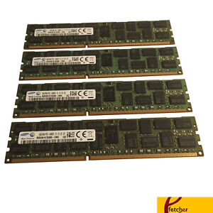 32GB (4 x 8GB)  DDR3 1866 RDIMMs Memory For HP Compaq Workstation Z820