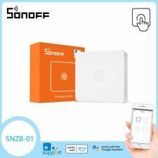 Sonoff snzb - 01 ZigBee Conmutador Inalámbrico Casa Inteligente controlar remotamente Mini Táctil Nuevo
