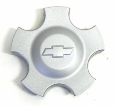 (1) Factory Oem Chevy Impala / Monte Carlo Center Cap All Silver P/N 9596356