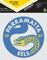 South Sydney Rabbitohs See Through Car Window Decal Sticker Birthday Xmas Gift