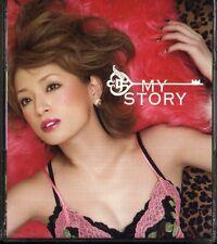 Ayumi Hamasaki - MY STORY - Japan CD+DVD - J-POP Limited Edition