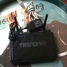 TRENDnet N150 Wireless ADSL 2+ Modem Router TEW-731BR H/W: V2 OR