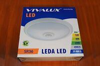LED Deckenlampe mit Bewegungsmelder Deckenleuchte Wandlampe Flurleuchte 12W NEU