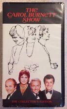 The Carol Burnett Show (NEW SEALED VHS) Collectors Edition/Jim Nabors Ken Berry