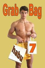 Grab Bag 7 : A Gay Erotica Anthology by habu (2015, Paperback)