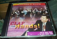 MVA Praise & Worship - Clap Your Hands! [CD] New and Sealed