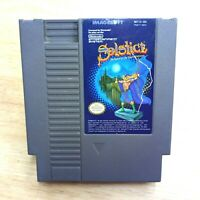 SOLSTICE: The Quest for the Staff of Demnos game for Original Nintendo NES