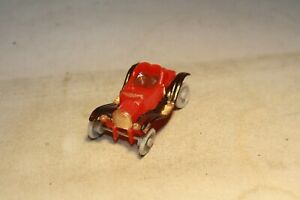 Model T Ford HO Scale Marx Toys Made in Hong Kong
