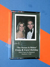 The Victory Is Within - Craig & Carol Holiday; Anaheim, Ca; Bww Usa-25 (1983)