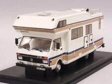 Volkswagen LT 50 Niesmann-Bischoff Clou Trend 670F 1988 Cam 1:43 AUTO CULT 09011
