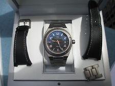 IWC Ingenieur Watch titanium bracelet plus IWC strap IW322702 *NO RESERVE*