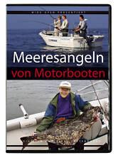 DVD Meeresangeln von Motorbooten