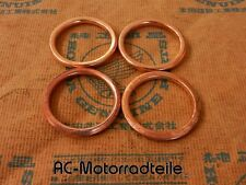Honda CB 500 550 four k0 k1 k2 k3 f1 f2 GASKET SET header exhaust Muffler New